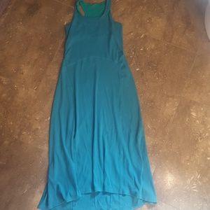 Athleta maxi dress, M